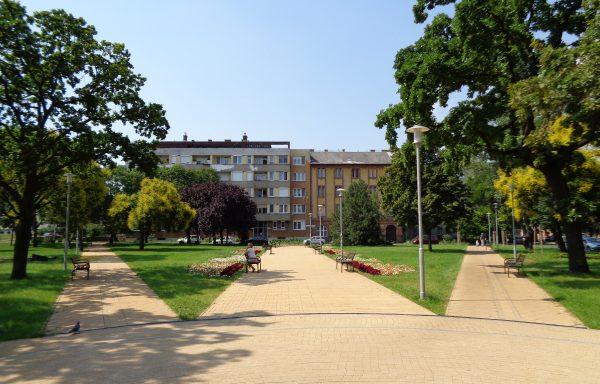 Budapest, Kassai tér